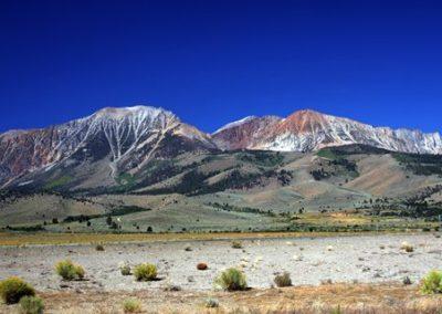 Eastern Sierra View from Hwy 395